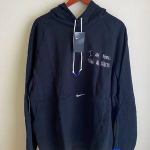 Nike lebron james more than an athlete hoodie UN